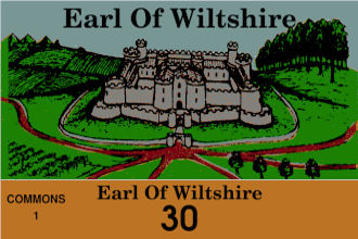 Title-Earl of Wiltshire