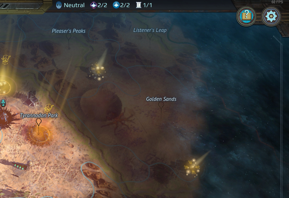 Age of Wonders: Planetfall by Triumph Studios - Games