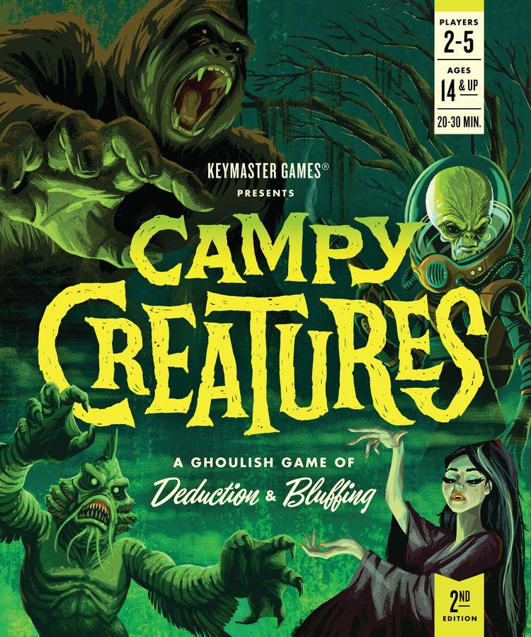 CampyCreatures