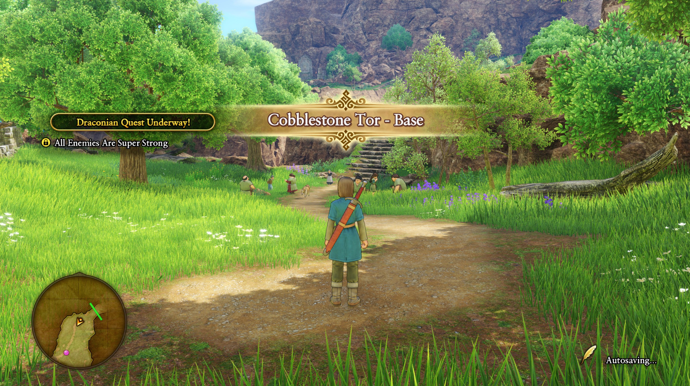 Dragon Quest XI - Echos of an Elusive Age - Games - Quarter To Three