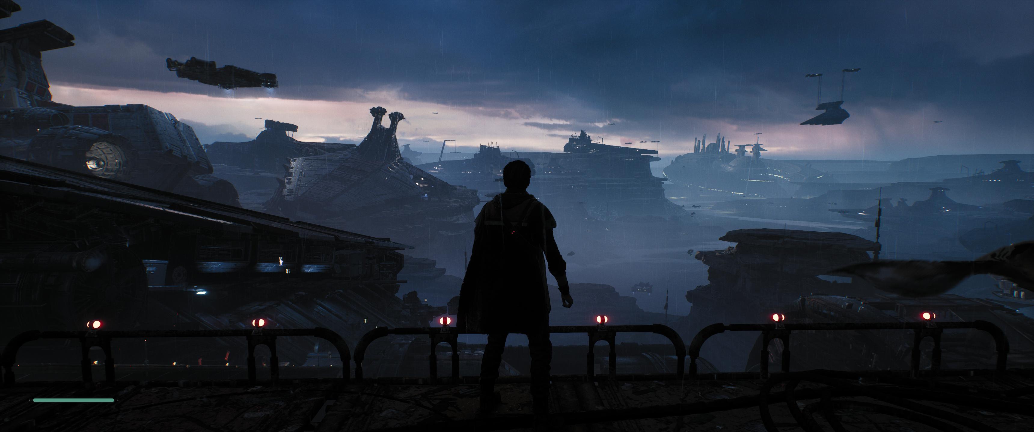 Star Wars Jedi Fallen Order Ea Respawn Games Quarter To