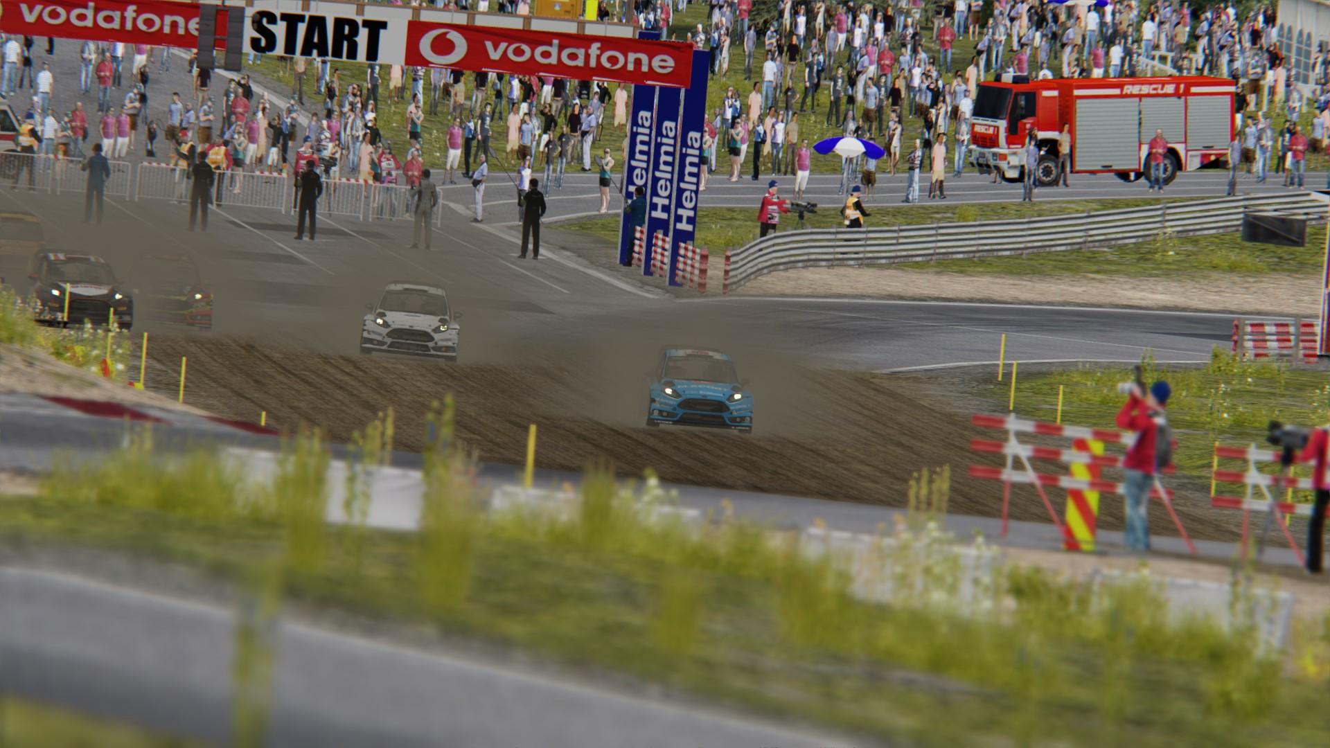 Racing games - GTR, Race07, Rfactor, etc - Games - Quarter To Three