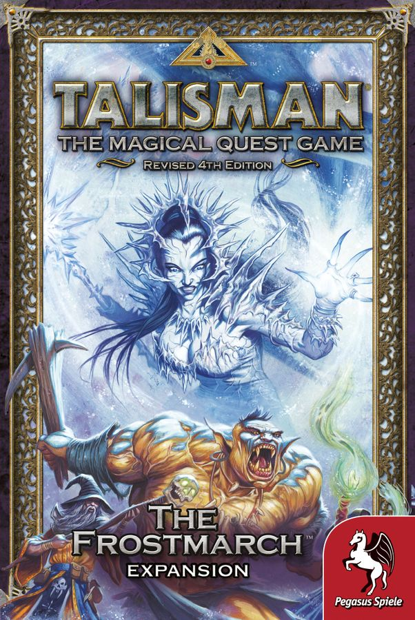 TalismanFrostmarch