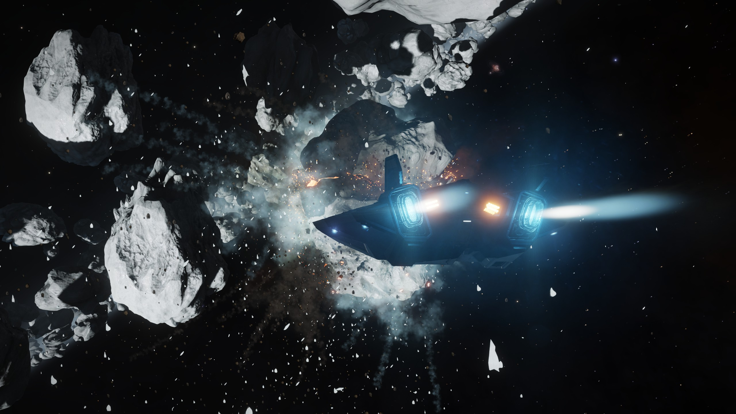 Elite: Dangerous Kickstarter Launched - Games - Quarter To