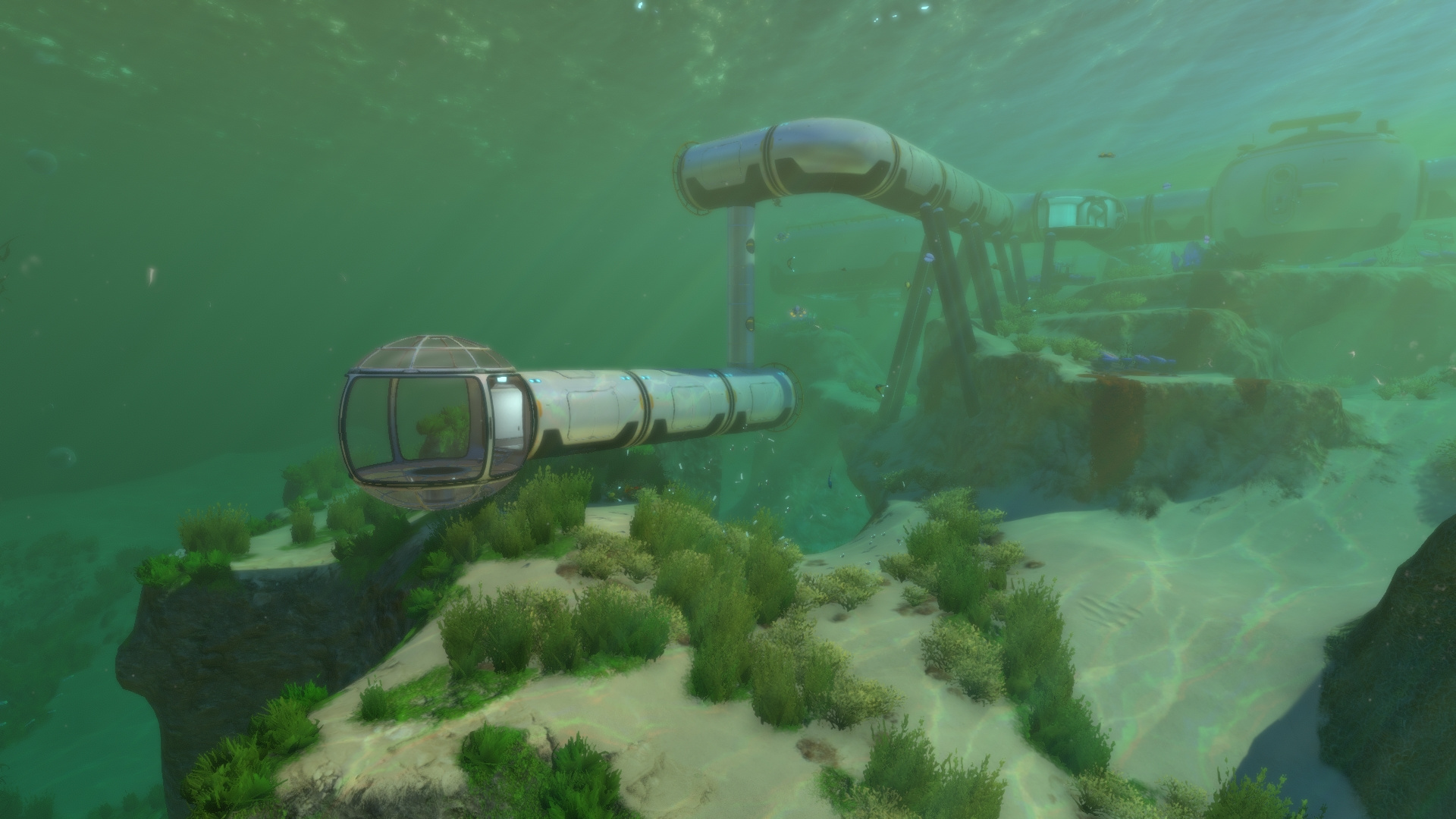 subnautica scuba unknown worlds drowning games quarter to